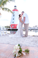 Faro Blanco weddings